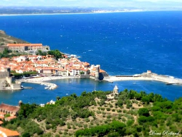 Occitanie for Les jardins de collioure